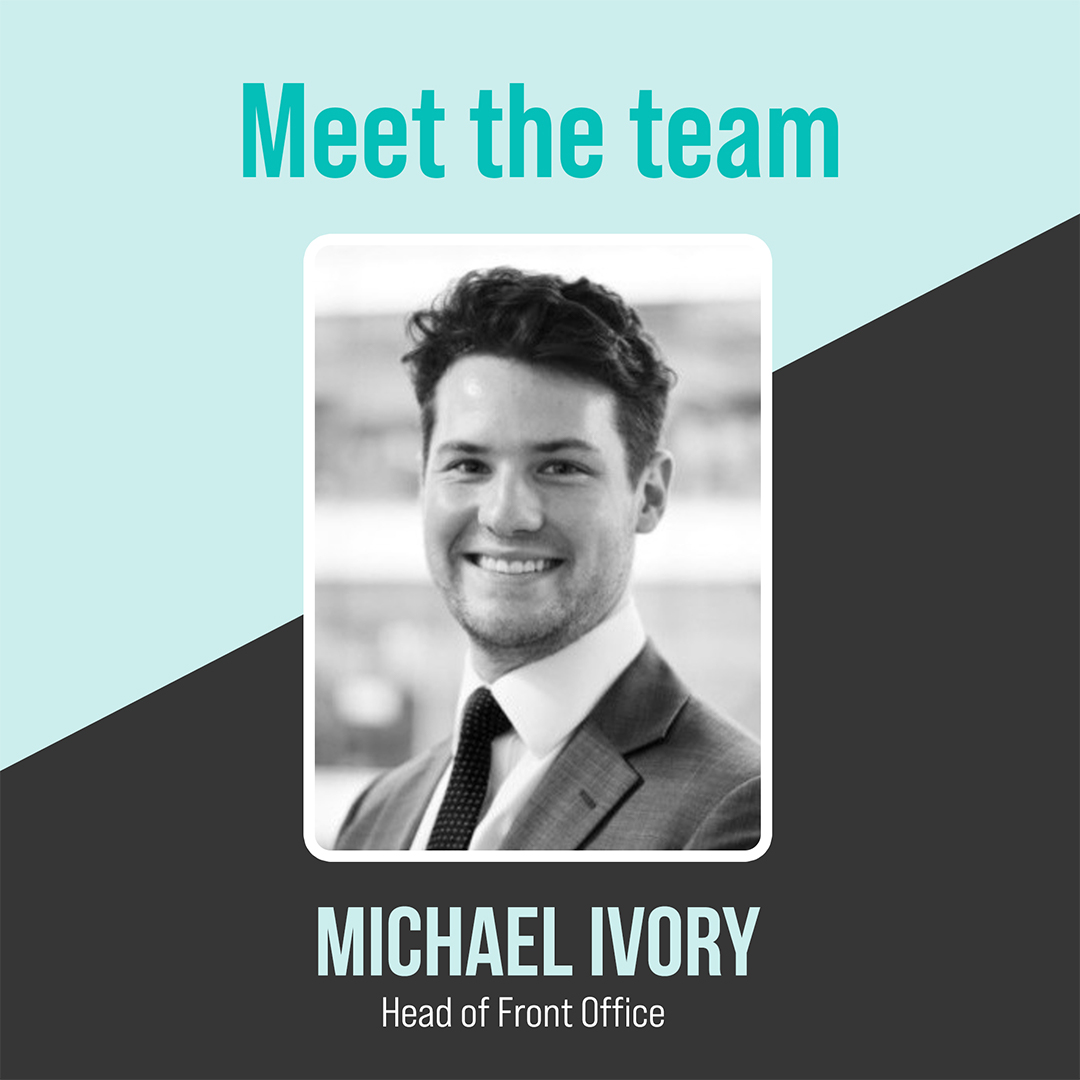 Meet Michael Ivory at Phoenix