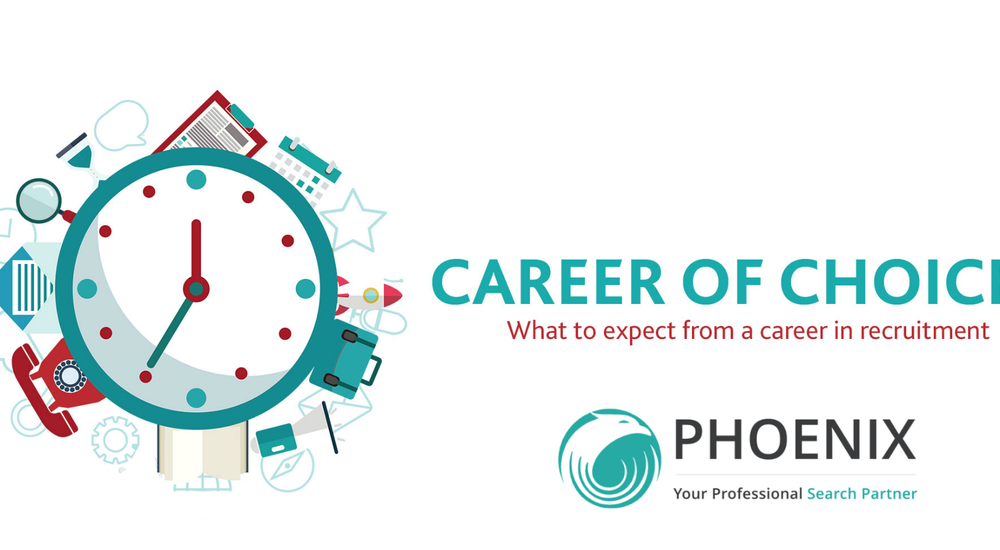 Why you should consider a career in recruitment